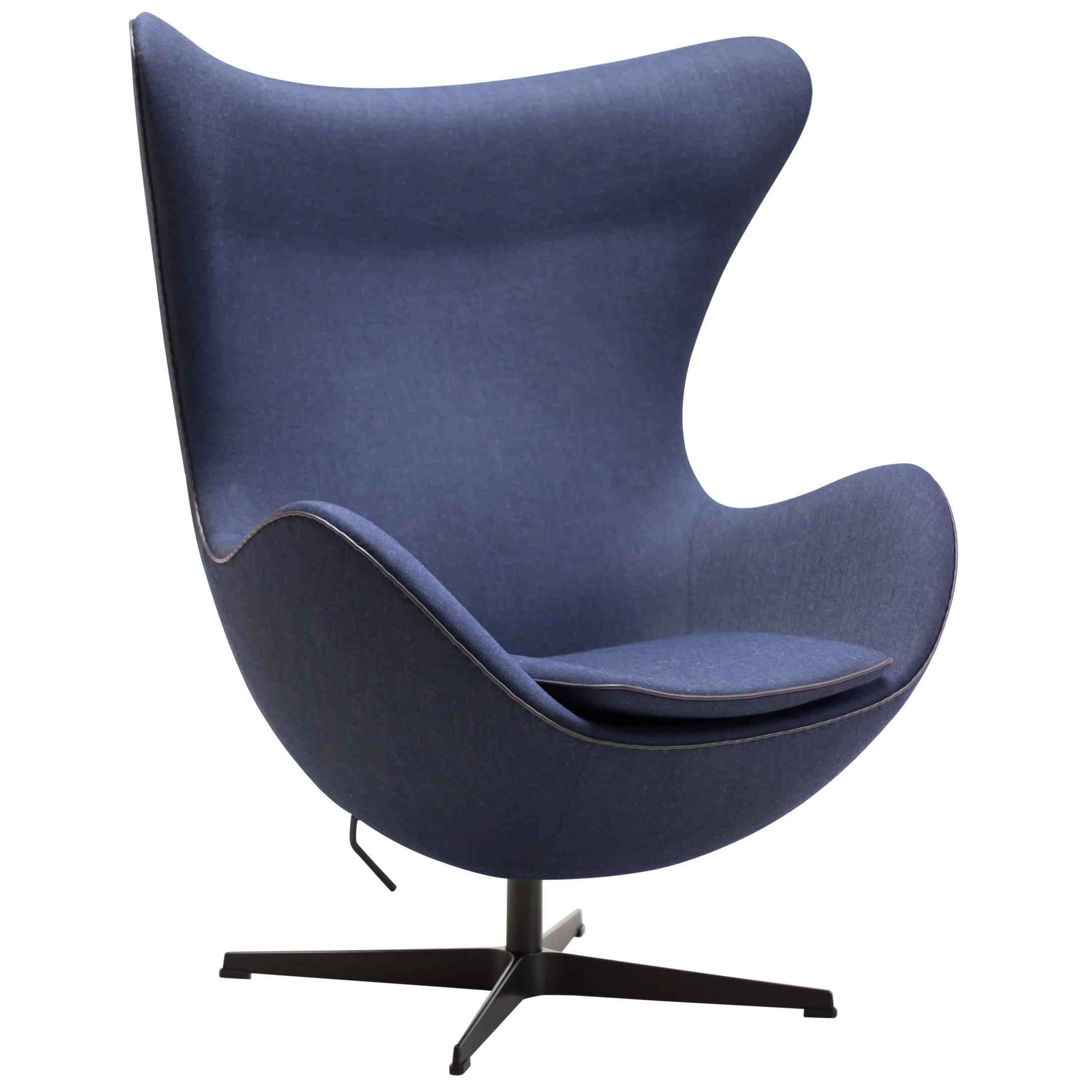 jacobsen series skandium egg chair