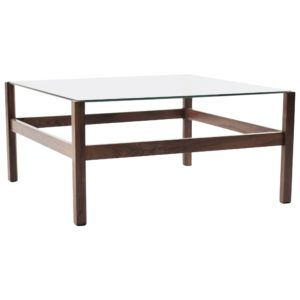 Brilliant Greta Magnusson Grossman Coffee Table My Modern Gmtry Best Dining Table And Chair Ideas Images Gmtryco